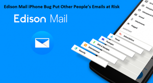 Edison Mail iPhone Bug Put Other People's Emails at Risk