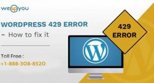 How to fix error 429 too many requests