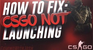 How to Fix CSGO Not Launching Issues?