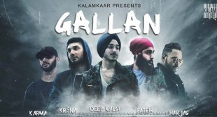 Gallan Lyrics – Deep Kalsi