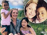 Katherine Heigl struggles to explain racism to daughter, 8