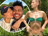 Bella Hadid 'has been in touch recently' with her ex-boyfriend The Weeknd