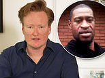 Conan O'Brien says he 'doesn't feel right' discussing his feelings over George Floyd's death