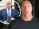 Dwayne 'The Rock' Johnson speaks out against Donald Trump in powerful speech: 'Where is our leader?'