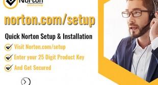 Norton.com/setup – Download and Install Norton Setup