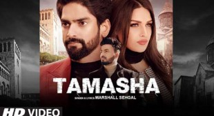 Tamasha Lyrics – Marshall Sehgal