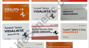 Vidalista (Tadalafil) Online: Buy Vidalista Tablets, Reviews, Side Effects | Cute Pharma