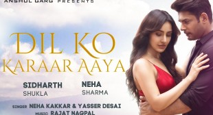 Neha Kakkar – Dil Ko Karaar Aaya Song Lyrics