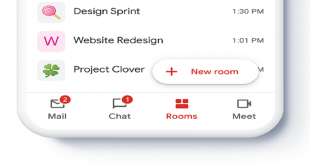 New Google Integration to Include Chat, Rooms, Mail, and Meet
