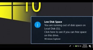 How to Fix Low Disk Space on E Drive on Windows 10?
