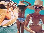 Scream 2 star Rebecca Gayheart, 48, shares bikini photos