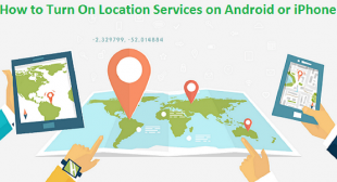 How to Turn On Location Services on Android or iPhone