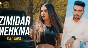 Zimidar Mehkma Lyrics – Maninder Dhaliwal