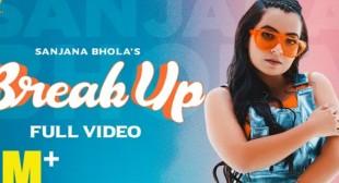 Breakup Lyrics – Sanjana Bhola » Status Lyric