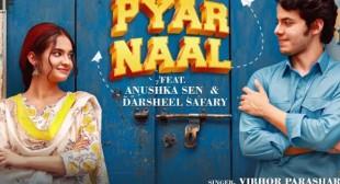 Pyar Naal Lyrics – Anushka Sen » Status Lyric