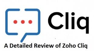 A Detailed Review of Zoho Cliq