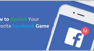 How to Restart Your Favorite Facebook Game