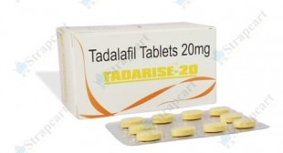Tadarise Tablet : Reviews, Side effects, Price ,Precaution – Strapcart