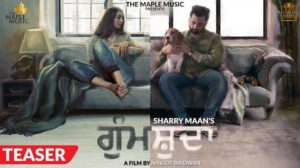Gumshuda Lyrics Meaning In Hindi Sharry Maan