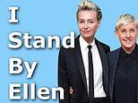 Portia de Rossi speaks out to support wife Ellen DeGeneres