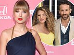 Taylor Swift shares Blake Lively and Ryan Reynolds baby name