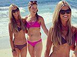 Flip Or Flop's Christina Anstead wears bikini on family holiday