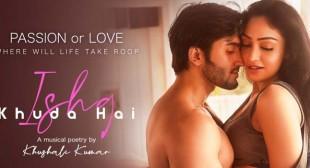 Ishq Khuda Hai Lyrics – Tulsi Kumar
