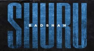 Shuru Lyrics – Badshah